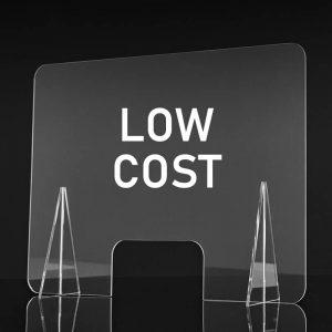 Mampara modelo Belfast low cost